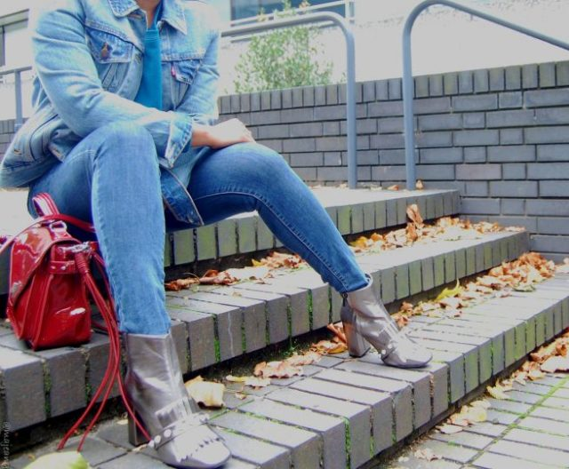 casual autumn saturday- Primark gucci inspired boots