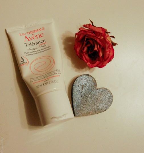 Favourite face masks- Avene