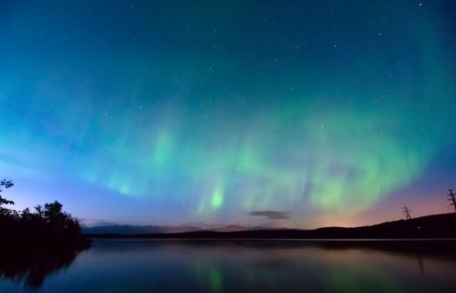 wanderlust list 2018- northern lights