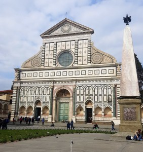 picture postcards from Florence - day 1