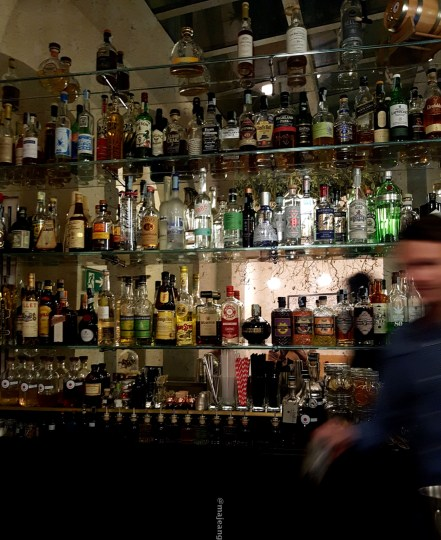 what I did in 2018 - bar in Florence