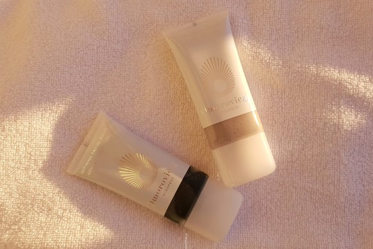 omorovicza face products- moor mud and refining polish