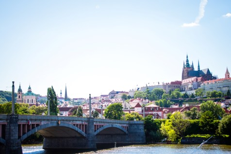 Prague - bridge