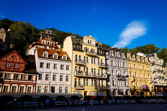 5 more ways to save money on travel- Karlovy Vary, Czech Republic