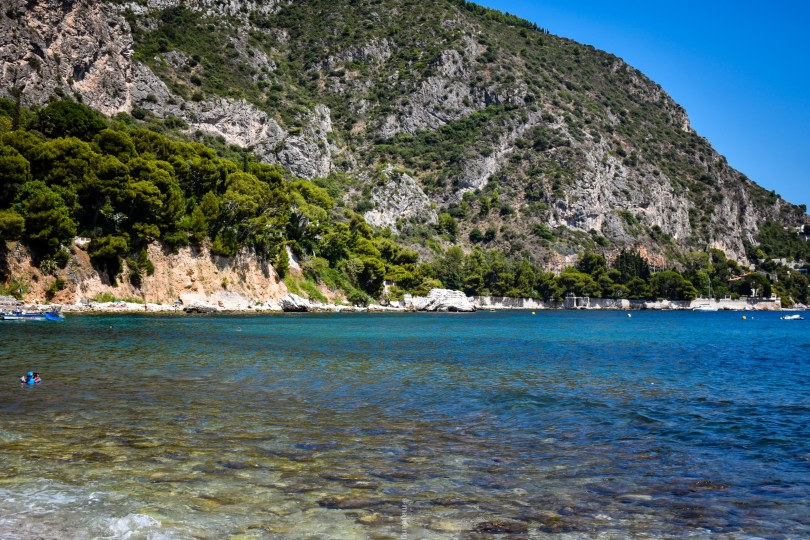 Summer in the French Riviera Photo Diary- eze su mer