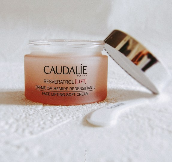 the lazy girl's skincare guide- Caudalie moisturiser