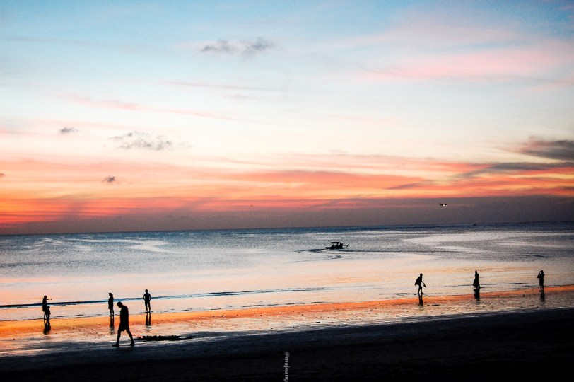 My best ever holiday- Bali sunset