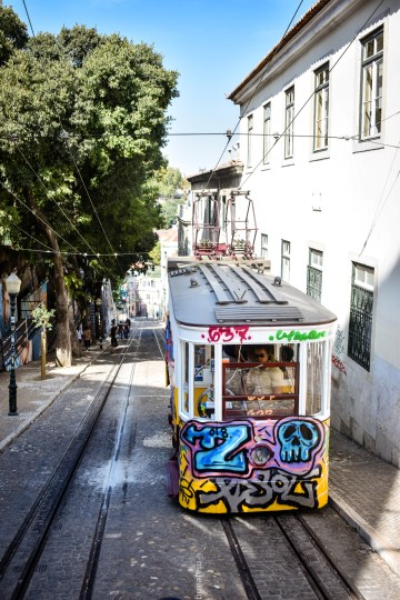 what to do in Lisbon- Finnicular