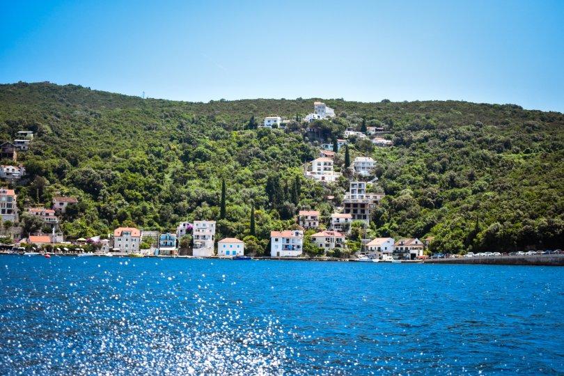 how Montenegro surprised me - Kotor coast