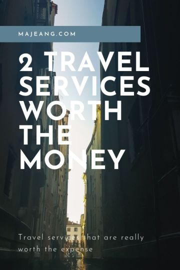 2 travel services worth the money - https://majeang.com/2019/10/2-travel-services-worth-the-money/