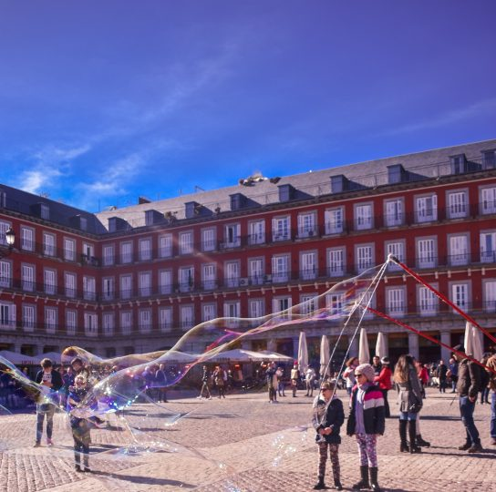 5 European Cities to celebrate NYE - Puerta del Sol, Madrid