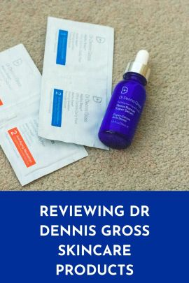 Reviewing 3 Dr Dennis Gross products - majeang.com