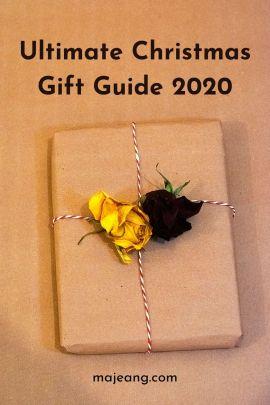 Ultimate Christmas 2020 gift guide - https://majeang.com/2020/11/ultimate-christmas-2020-gift-guide/