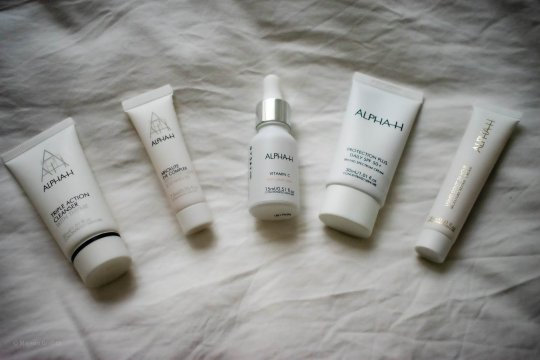 Ultimate kit from Alpha-h review