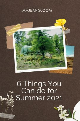 6 Things You Can Do for Summer 2021