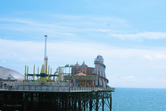4 reasons to visit Brighton for summer holidays