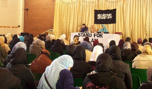 Muslim Women form the North West discuss the Gaza crisis and its future