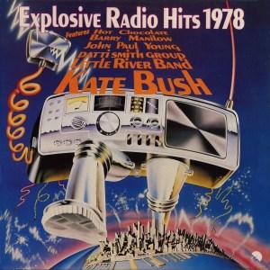 EMI - SCA 028 - Explosive Radio Hits 78 Front cover