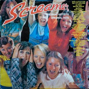 EMI - SCA001 - Screamer - Front cover