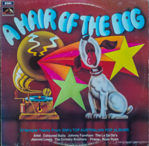 EMI - SOELP 10136 - Hair of the Dog - Front cover