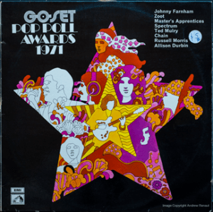 EMI - SOELP 9829 - GoSet Pop Poll Awards 71 - Front cover