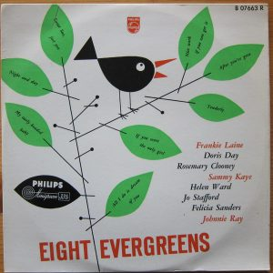 Phillips - Eight Evergreens