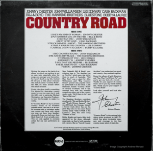 Fable - Country Road - FBAB5316 - Back cover