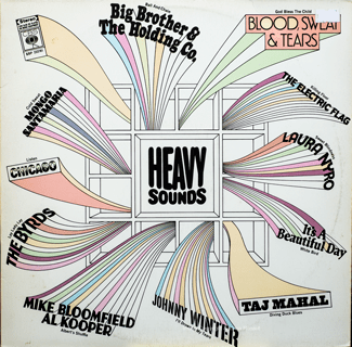 Heavy Sounds front cover