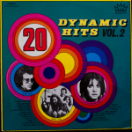 Majestic - Dynamic Hits 2 - TA240 - Front cover
