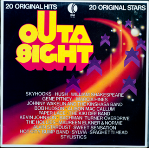 Ktel - Outa Sight - TA252 - Front cover