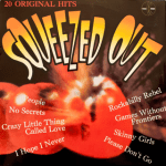 Ktel - Squeezed Out - TA264 - Front cover