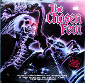 Ktel - Chosen Few - TA266 - Front cover