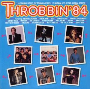 Polystar - Throbbin84 - Front cover