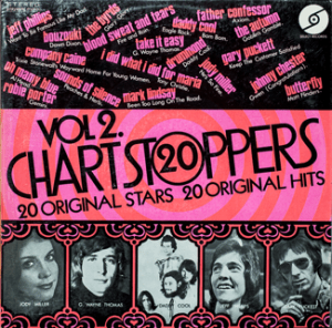 Select - Chartstoppers 2 - US1002 - Front cover