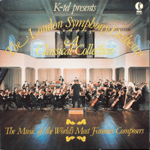 Ktel - A Classical Collection - NA479 - Front cover