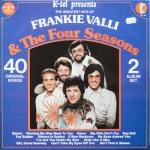 Ktel - Frankie Valli - NA491 - Front cover