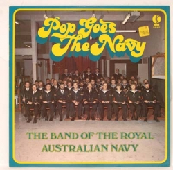 Ktel- Pop Goes The Navy Fable - NA483XA - Front cover
