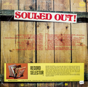 Ktel - Souled Out - NA450 - Back cover