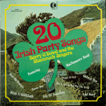Ktel - Irish Party Songs - NA455 - Front cover
