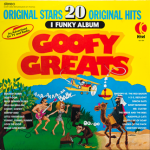Ktel - Goofy Greats - NA464 - Front cover