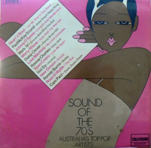 Festival - Sound of the 70s - Front Cover