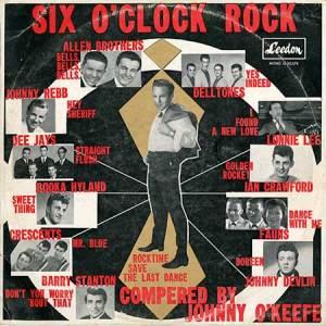 Festival - - LL-30,078 - Lee Gordon -Six OClock Rock - front cover