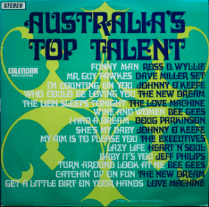 Festival - Australias Top Talent - SR669687 - Front Cover