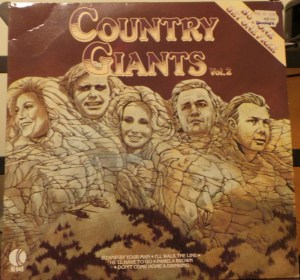 Ktel - Country Giants 2 - WA351 - Front cover