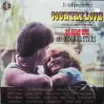 Ktel - Country Love - WA347 - Front cover