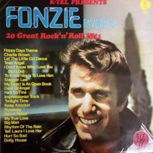 Ktel - Fonzie Favorites - NA506