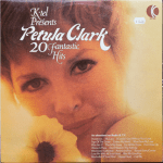 Ktel - Petula Clark - NA493 - Front cover