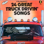 Ktel - Truck Drivin Songs - NA497 - Front cover