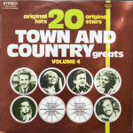 Majestic - Town & Country Greats 4 - TC300 - Front cover