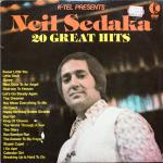 Ktel - Neil Sedaka - NA501 - Front cover